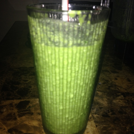 My Green Treat ;)